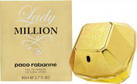 Paco Rabanne Lady Million Eau de Parfum 80ml Suihke