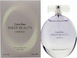 Calvin Klein Sheer Beauty Essence Eau De Toilette 100ml Suihke