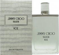 Image of Jimmy Choo Man Ice Eau de Toilette 100ml Spray