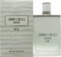 Image of Jimmy Choo Man Ice Eau de Toilette 100ml Spray