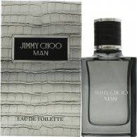 Image of Jimmy Choo Man Eau De Toilette 30ml Suihke