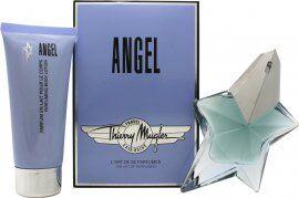 Thierry Mugler Angel Gift Set 50ml EDP + 100ml Body Lotion