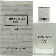 Image of Jimmy Choo Man Ice Eau de Toilette 30ml Spray