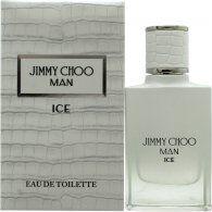 Image of Jimmy Choo Man Ice Eau de Toilette 30ml Spray