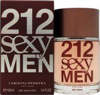 Carolina Herrera 212 Sexy  Men Aftershave 100ml Roiske