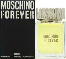 Moschino Moschino Forever Eau de Toilette 100ml Suihke