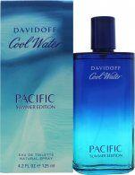 Davidoff Cool Water Pacific Summer Edition Eau de Toilette 125ml Spray