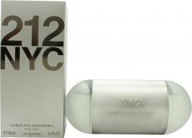 Image of Carolina Herrera 212 Femme Eau de Toilette 100ml Suihke