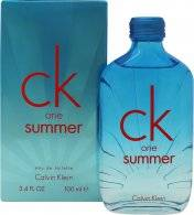 Calvin Klein CK One Summer 2017 Eau de Toilette 100ml Spray