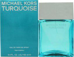 Michael Kors Turquoise Eau de Parfum 100ml Spray