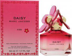 Image of Marc Jacobs Daisy Kiss Eau de Toilette 50ml Spray