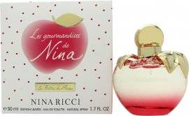 Nina Ricci Les Gourmandises De Nina Eau de Toilette 50ml Spray