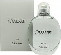 Calvin Klein Obsessed for Men Eau de Toilette 125ml Spray