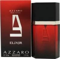 Azzaro Pour Homme Elixir Eau de Toilette 50ml Spray