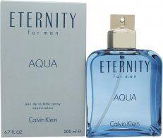 Calvin Klein Eternity Aqua Eau de Toilette 200ml Spray