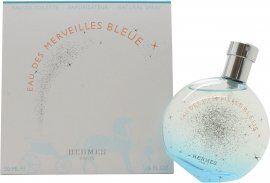 Hermes Eau des Merveilles Bleue Eau de Toilette 50ml Spray