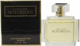 Ralph Lauren Notorious Eau de Parfum 75ml Suihke