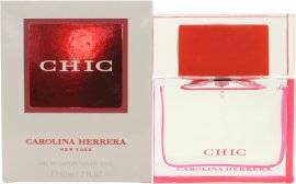 Image of Carolina Herrera Chic Eau de Parfum 50ml Suihke
