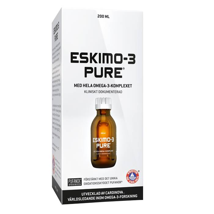 Eskimo-3 Pure, 200 ml  - Size: One Size
