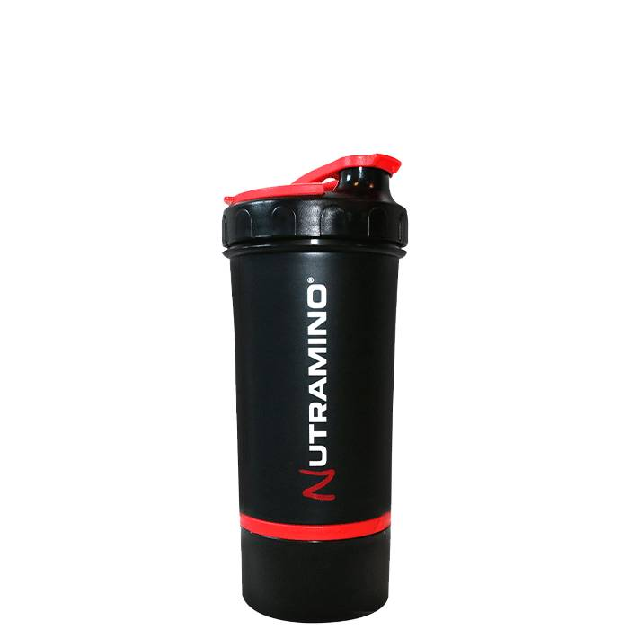 Nutramino Fitness Nutrition Nutramino, Shaker, Black, 740 ml  - Size: One Size