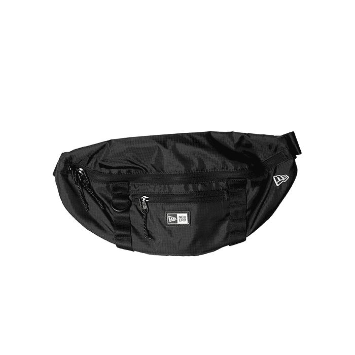 New Era Waist Bag Light, Black  - Size: One Size