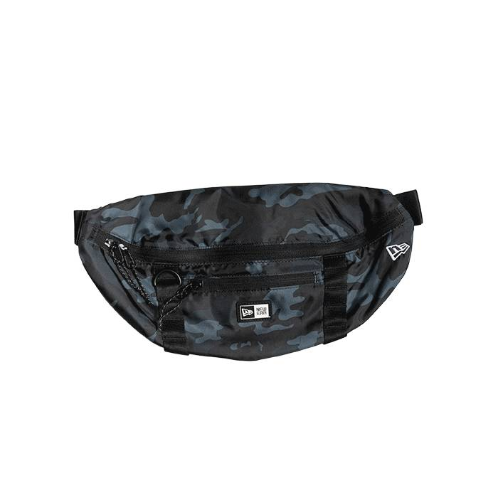 New Era Waist Bag Light, Midnight Camo  - Size: One Size
