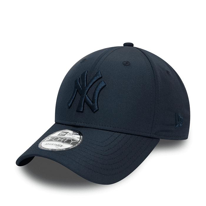 New Era Tonal Nylon 9FORTY New York Yankees, Navy  - Size: One Size