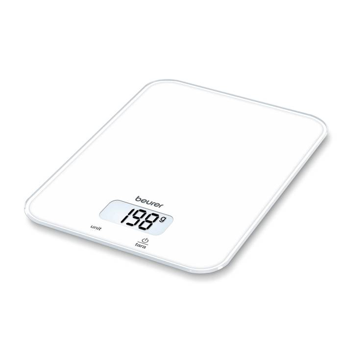 Beurer Kitchen Scale KS19, White  - Size: One Size