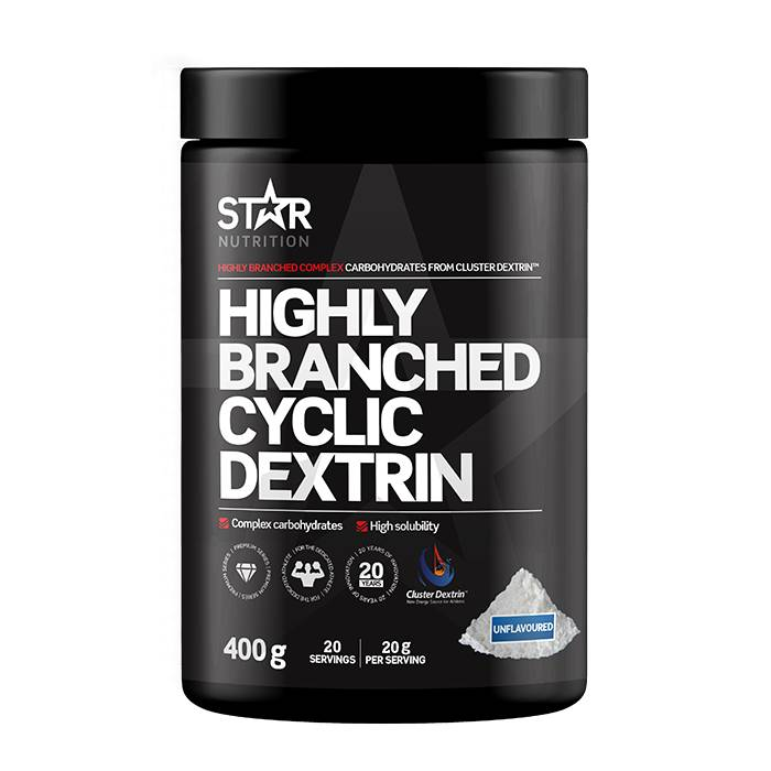 Star Nutrition Highly Branched Cyclic Dextrin, 400g  - Size: One Size