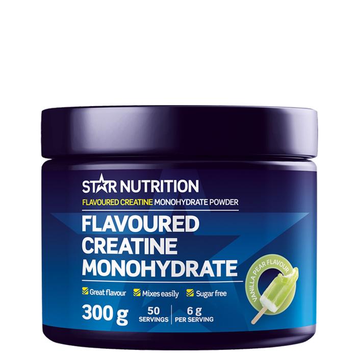 Star Nutrition Flavoured Creatine, 300 g  - Size: No Size
