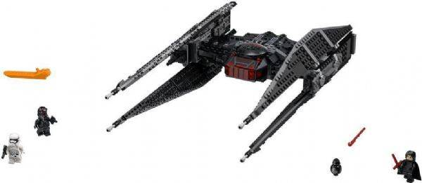 Lego Kylo Renin TIE Fighter - Lego 75179 Star Wars