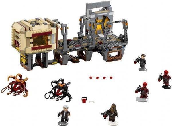 Lego RathtarinT pako - LEGO 75180 Star Wars Episode VII