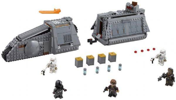 Lego Imperiumin Conveyex Transport - Lego Star Wars  75217