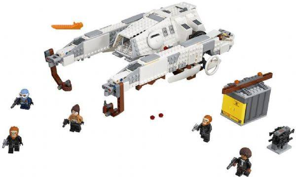 Lego Imperiumin AT-Hauler - Lego Star Wars  75219