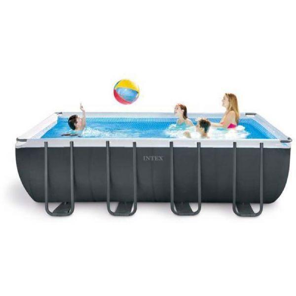 Intex Pool Ultra XTR-kehys 17203L 54 - Intex uima-altaat ja uimavälin