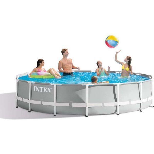 Intex Pool Prism Frame 14.614L 457x1 - Intex uima-altaat ja uimalaitt