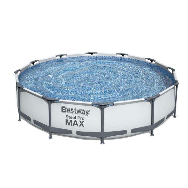 Bestway Teräs Pro MAX Pool 6.473L 366x - Bestway Uima-allas 56416