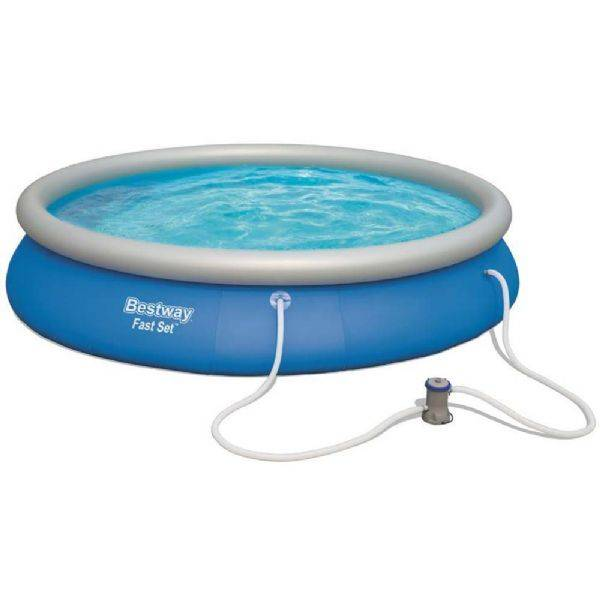 Bestway Fast Set pool 9.677L 457x84 cm - Bestway 57313