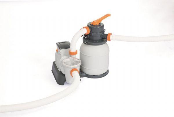 Bestway Flowclear Sand Filter Pump 5.6 - Bestway 58497