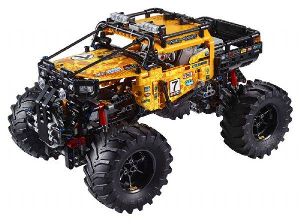 Lego Radio-ohjattava X-treme-maastur - Lego Technic 42099