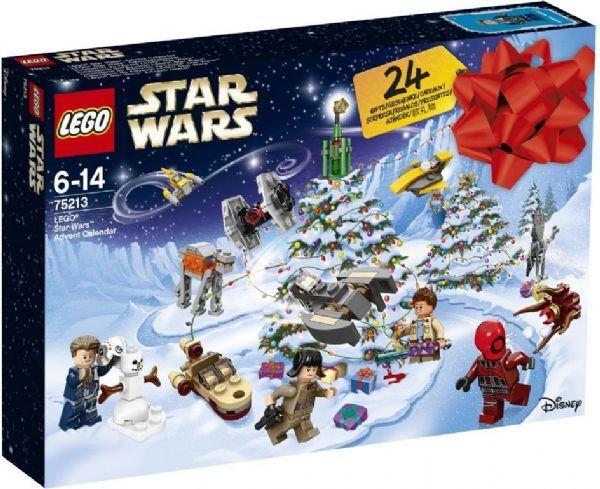 Lego Star Wars Joulukalenteri 2018 - Lego joulukalenteri 75213
