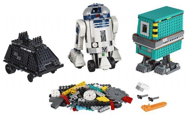 Lego Droidikomentaja - Lego Star Wars 75253