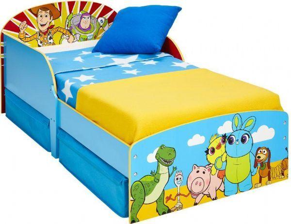 Worlds Apart Toy Story Junior -patjallinen  - Lelutarina lasten sänky 670484