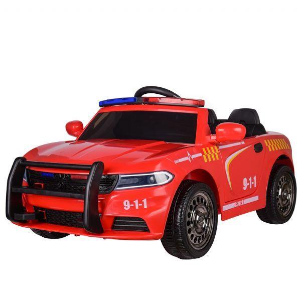 Azeno 12V paloauto - Sähköauto renkaalla 001272