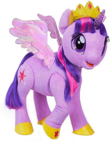 My Little Pony My Magical Princess Twilight Sparkle - My Little Pony interaktiivinen poni C0299