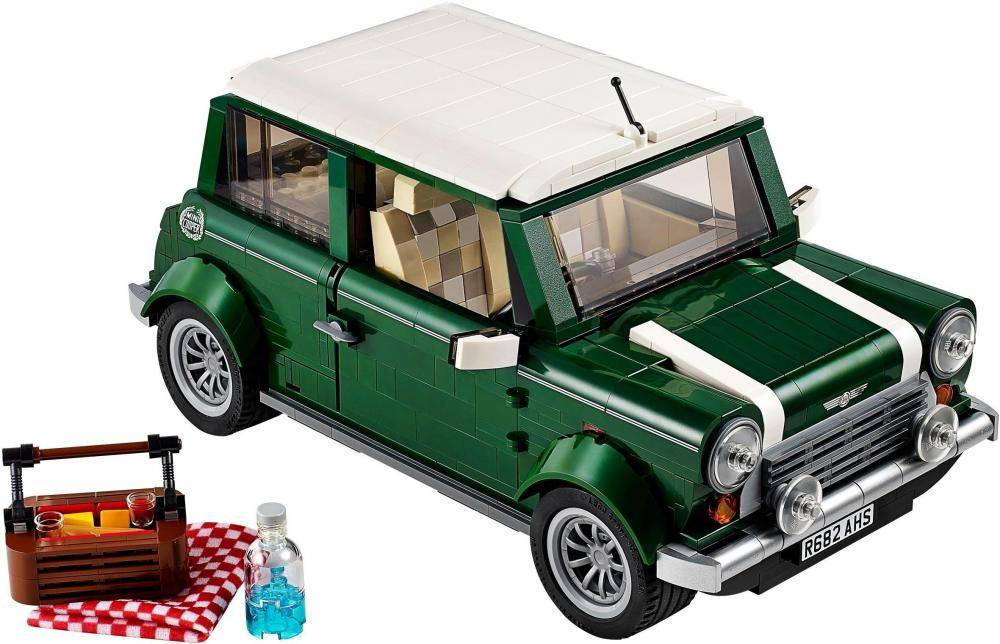Lego MINI cooper - Lego Creator 10242
