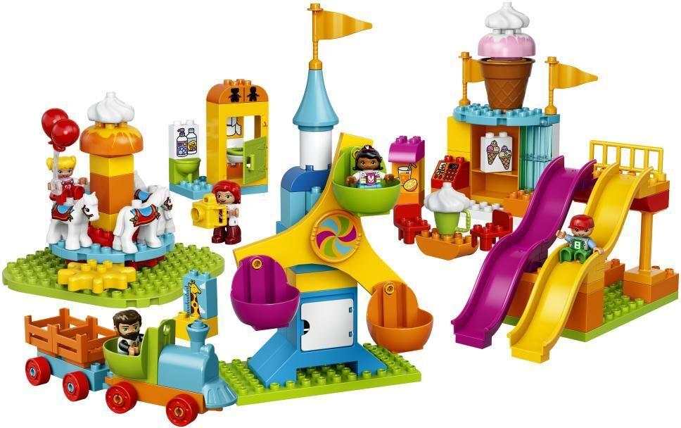 Lego Iso Tivoli - LEGO DUPLO 10840 Town