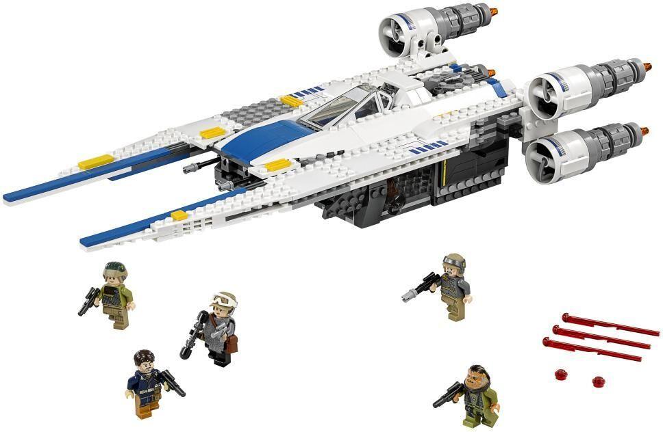 Lego Rebel U-wing FighterT - Lego 75155 Star Wars