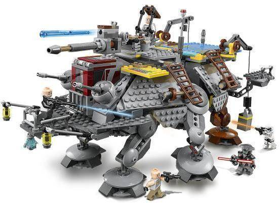 Lego Kapteeni Rexin AT-TE - Lego 75157 Star Wars