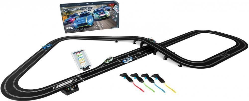 Scalextric ARC Pro Platinum GT setti - Scalextric kilparata C1374